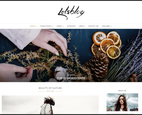Let's Blog