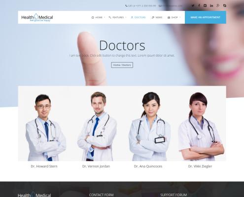 Webideen Health Medical