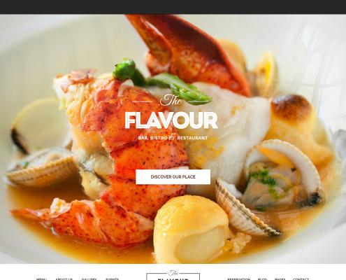 Webideen The Flavour